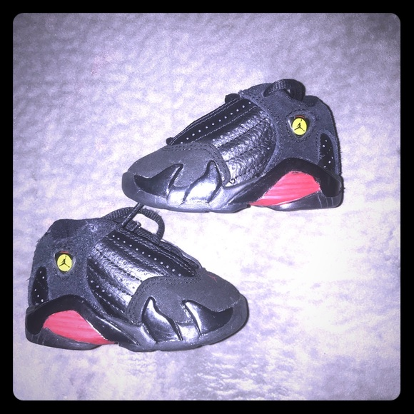 19bdf85df99 Jordan Other - Infant retro Jordan 14 in size 3C. New without box